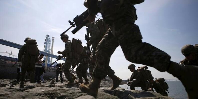 Séoul discute avec les USA d'un déploiement d'armes stratégiques