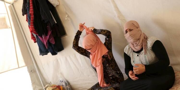 """L'Onu estime que l'EI détient 3.500 """"esclaves"""" en Irak"""
