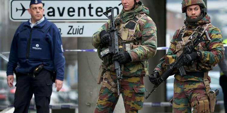 Les trois kamikazes de Bruxelles identifiés