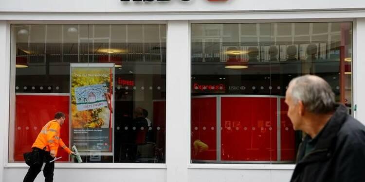"""HSBC va refondre sa division """"Global Banking"""""""