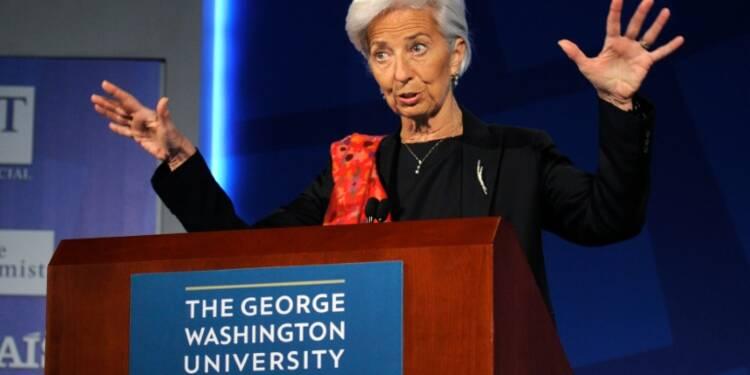 La dette des pays riches proche des niveaux de l'après-guerre, selon le FMI