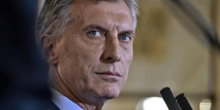 """""""Panama papers"""" : le nom du président argentin cité dans une seconde société offshore"""