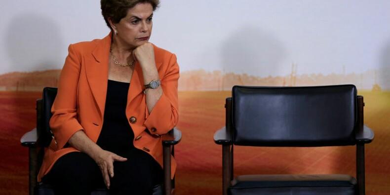 Désaccord au Parlement brésilien sur le vote de destitution