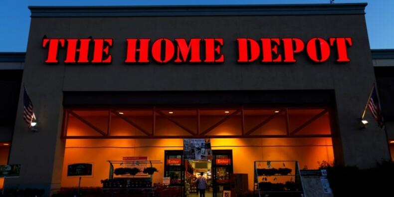 Chiffre d'affaires et profit de Home Depot meilleurs que prévu