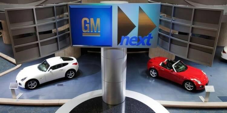 General Motors relève ses prévisions après un trimestre record