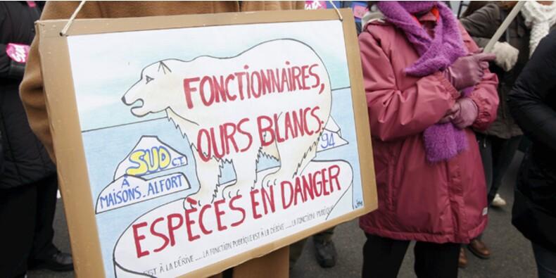 Plus de 30.000 postes de fonctionnaires supprimés en 2012