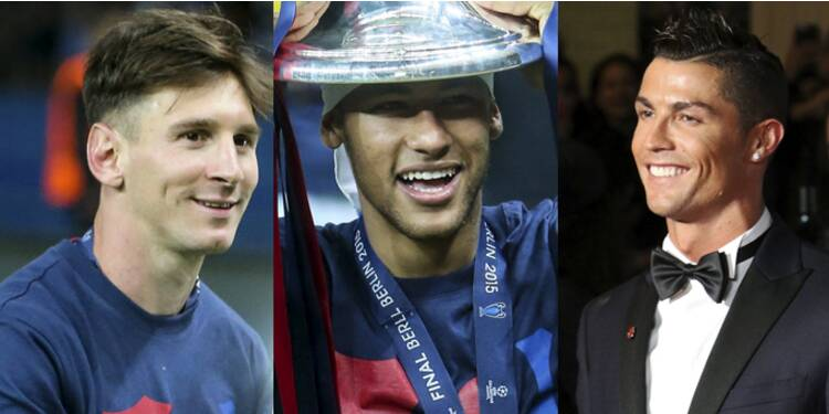 Foot : Messi est aussi le Ballon d'or du business