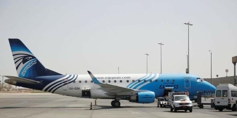 Pas d'alertes de l'Airbus d'EgyptAir avant sa disparition en mer