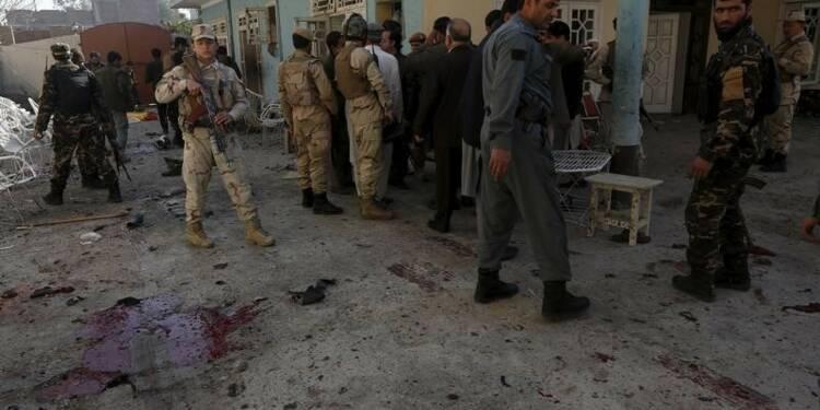 Hausse du nombre des pertes civiles en Afghanistan