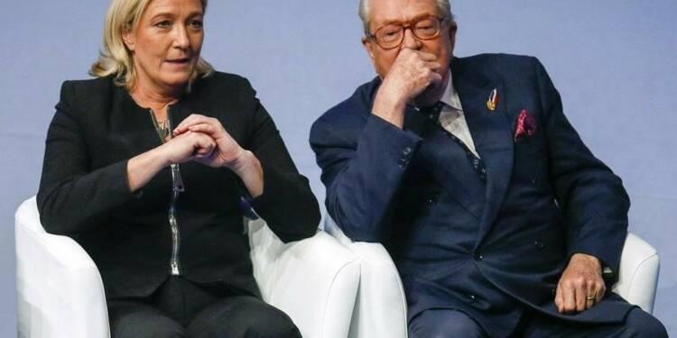 Le Conseil d'Etat rejette en référé la requête des Le Pen