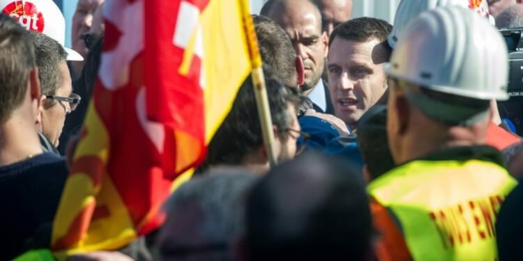 Macron plaide pour une accélération des procédures anti-dumping
