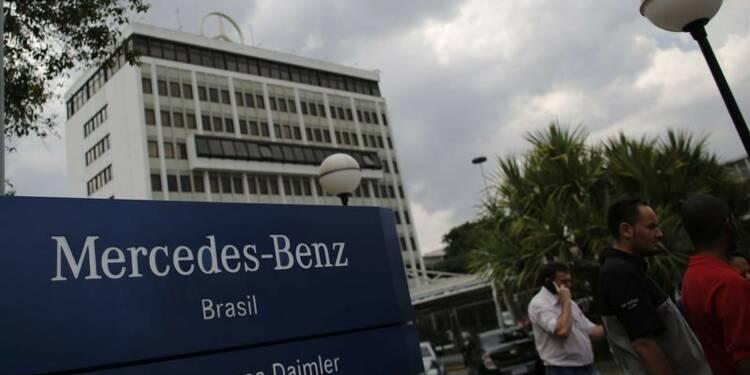 Daimler Trucks supprime encore des emplois au Brésil