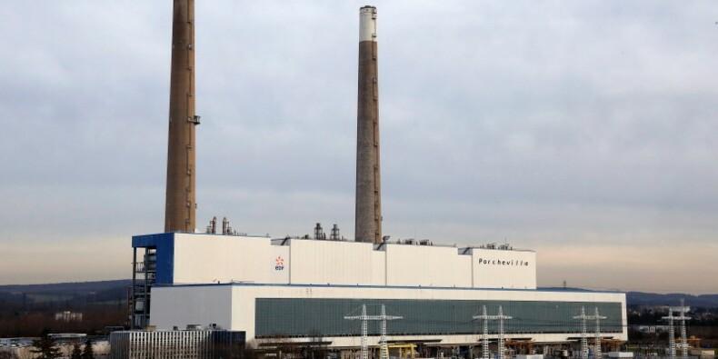 EDF veut fermer la centrale de Porcheville d'ici à 2018