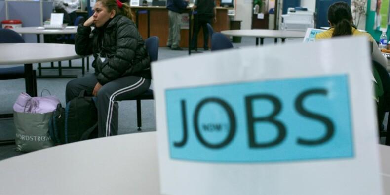 Net rebond des créations d'emploi aux Etats-Unis en juin