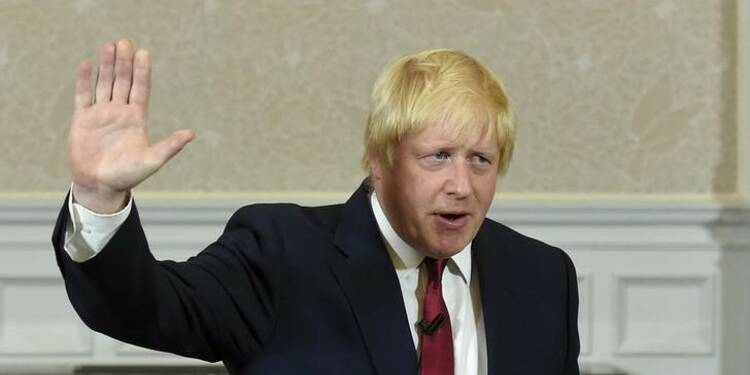 Boris Johnson, roi de la bourde, à la tête du Foreign Office