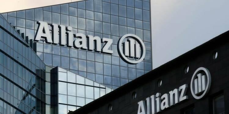 Baisse plus forte que prévu du bénéfice net d'Allianz