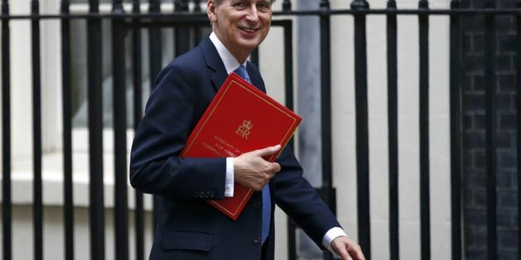 Londres promet de faire le nécessaire pour stabiliser l'économie