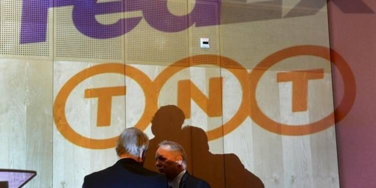 Feu vert américain à la fusion de Fedex et TNT Express