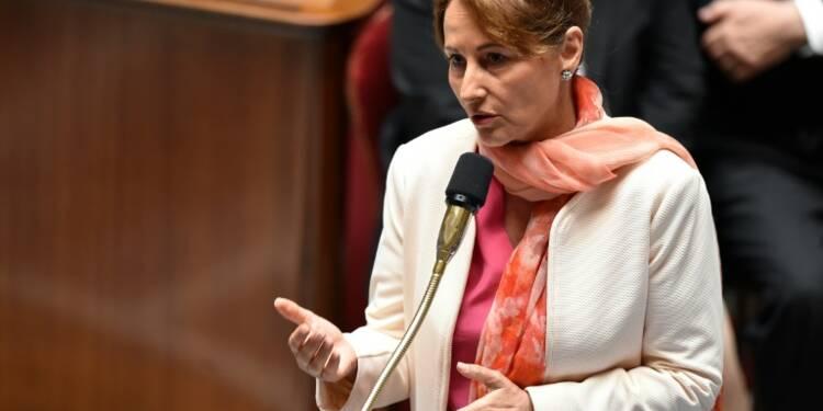 Gaz de schiste: Ségolène Royal veut interdire l'importation