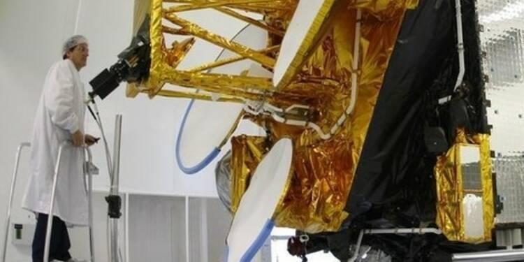 Carnet de commandes en recul mais objectif réitéré pour Eutelsat