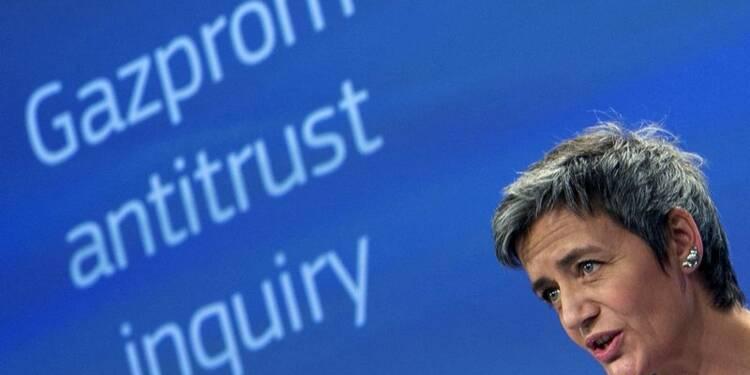 L'UE accuse le géant russe Gazprom d'abus de position dominante