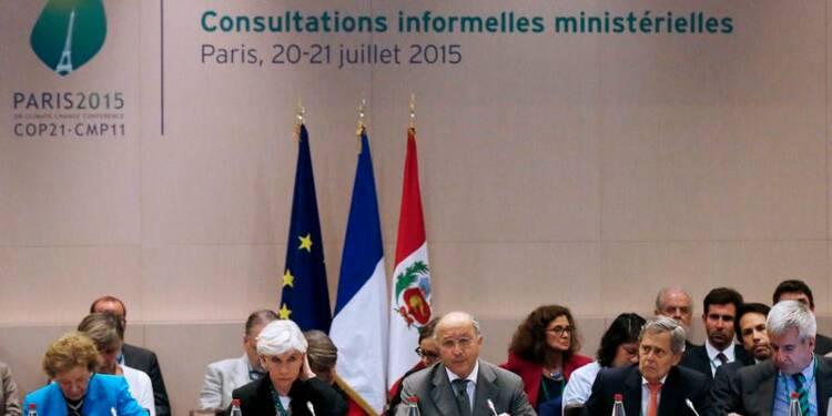 Des avancées à la réunion ministérielle de Paris sur le climat