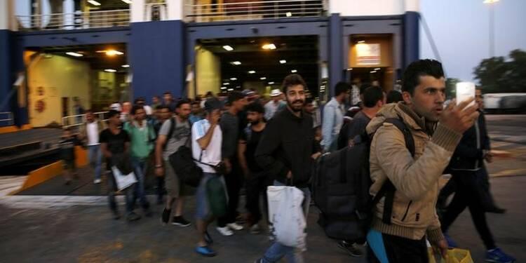 Le HCR exhorte la Grèce à agir pour les migrants