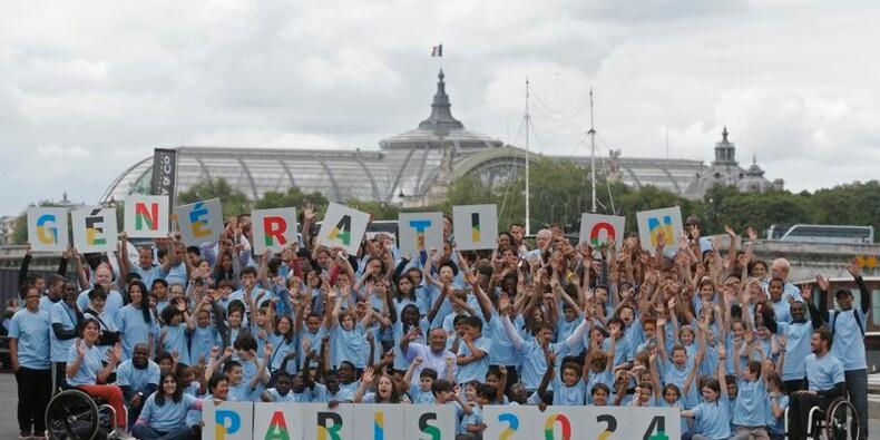 Paris se lance à la conquête des Jeux olympiques de 2024