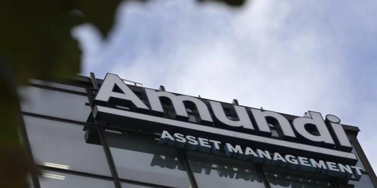 Bons débuts en Bourse pour Amundi, introduit à 45 euros