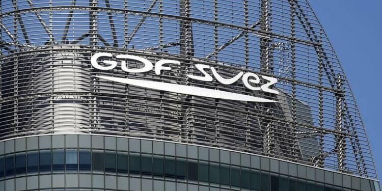 Forte baisse des résultats de GDF Suez au 1er trimestre