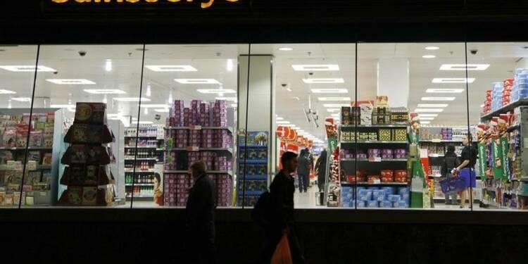 Sainsbury poursuit la guerre des prix