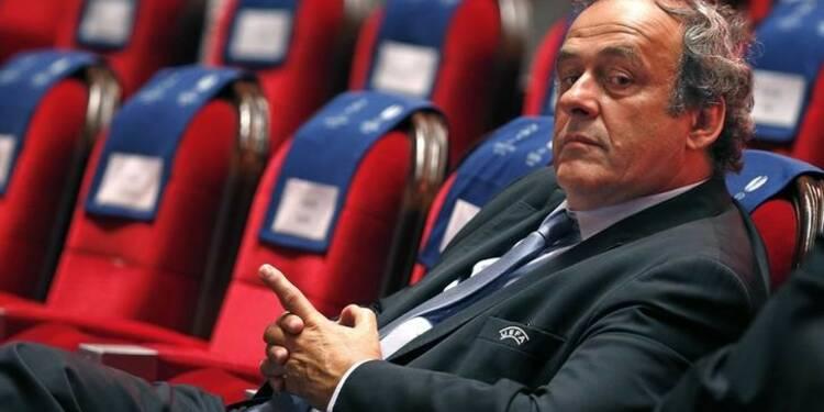 Michel Platini entre le statut de témoin et celui d'accusé
