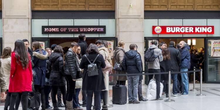 Burger King met le paquet pour envahir la France