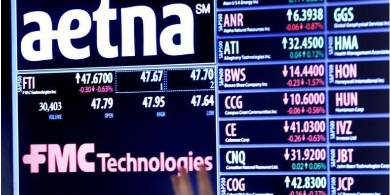 L'assureur santé Aetna s'offre Humana pour 37 milliards aux USA