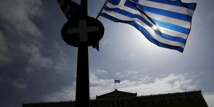 Athènes ne peut pas recevoir les 1,2 milliard liés aux banques