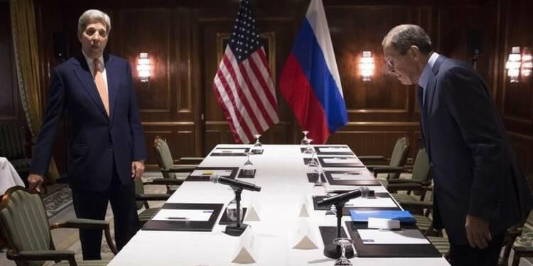 Nouvelle réunion la semaine prochaine sur la Syrie, pas d'accord