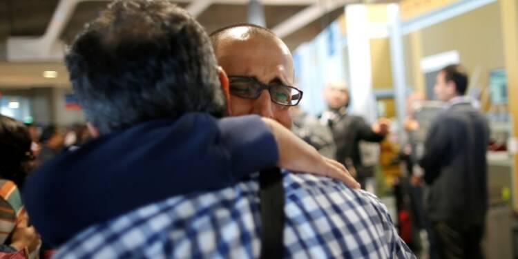 Une famille syrienne de 21 membres réunie en France