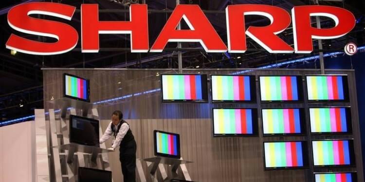 Sharp, en difficulté, pourrait scinder ses écrans LCD