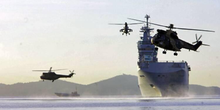 Navires Mistral : Paris et Moscou s'entendent pour l'annulation du contrat