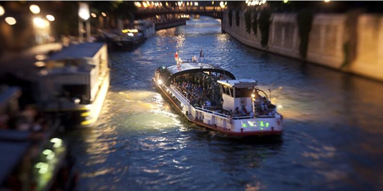 Bateaux-mouches : scène de ménage sur la Seine