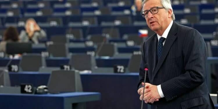 Juncker critique la réponse européenne aux naufrages de migrants
