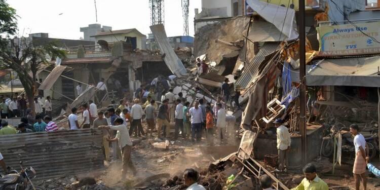 Double explosion accidentelle en Inde, au moins 85 morts