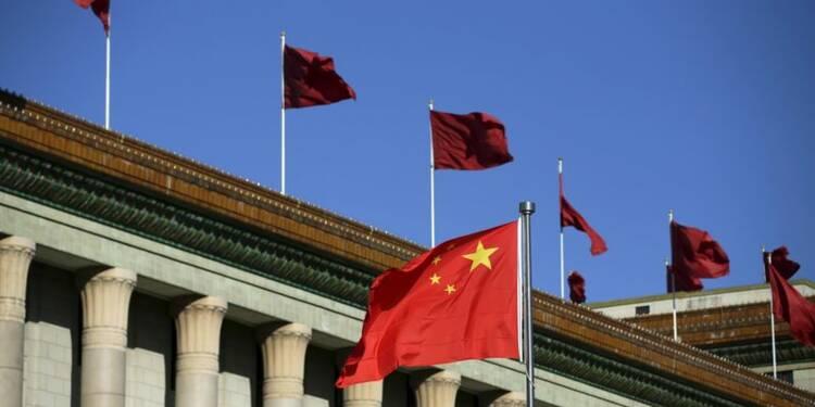 Pékin pense maintenir une croissance autour de 7% sur 2016-2020