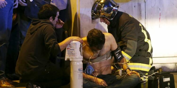 Plus d'une centaine de morts dans les attentats de Paris