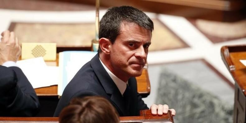 Valls fustige les pays qui ne jouent pas le jeu sur les réfugiés