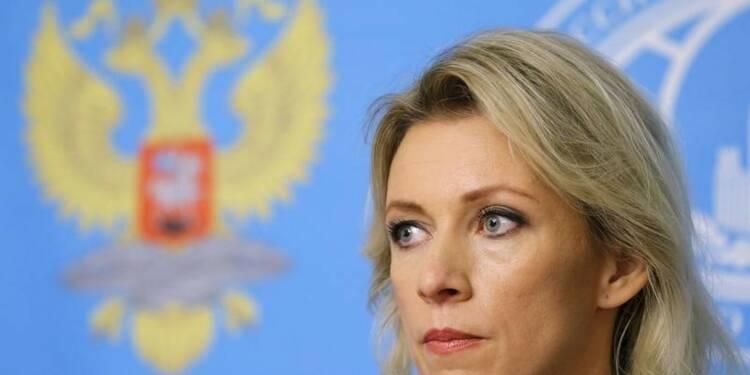 Moscou s'excuse auprès de Paris après un imbroglio aérien