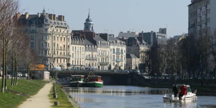 Les quartiers périphériques de Rennes s'enfoncent dans la dépression