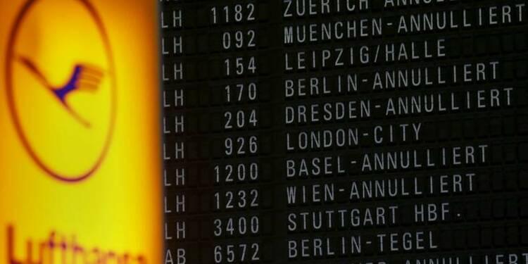 La justice ordonne la fin de la grève à Lufthansa