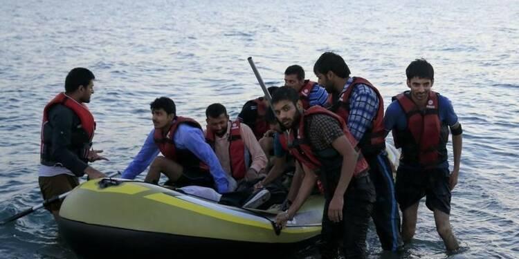 L'Allemagne attend jusqu'à 800.000 migrants cette année