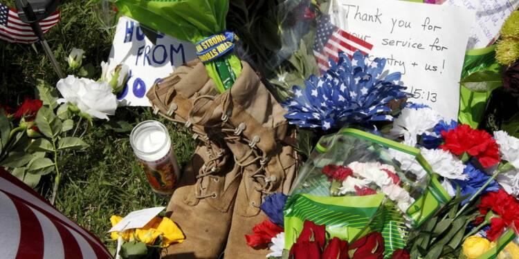 Un cinquième mort dans la fusillade de Chattanooga